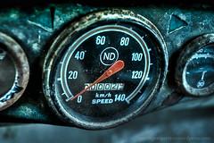 Jimmy's Speed-o-meter