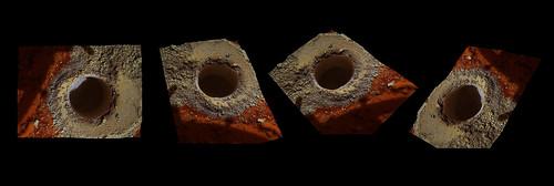 Curiosity MAHLI Sol 279 3d - Cumerland