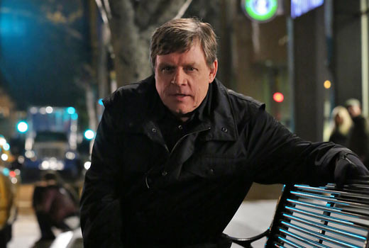 Mark Hamill guest-stars in Criminal Minds