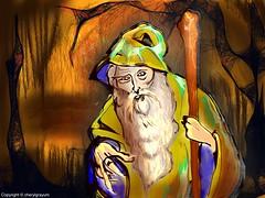 Grandolf - hobbit  Challenge