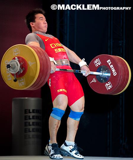 Su Daijin CHN 77kg