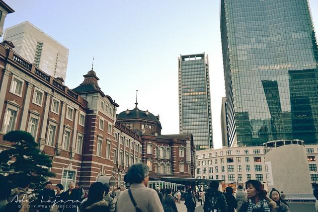 Just Around Tokyo Station