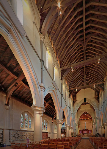 Christchurch Cathedral option 1 interior