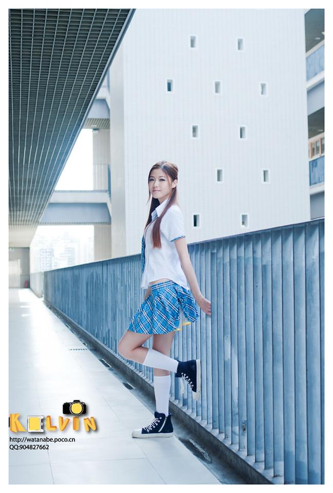 miko回到校園時(一)