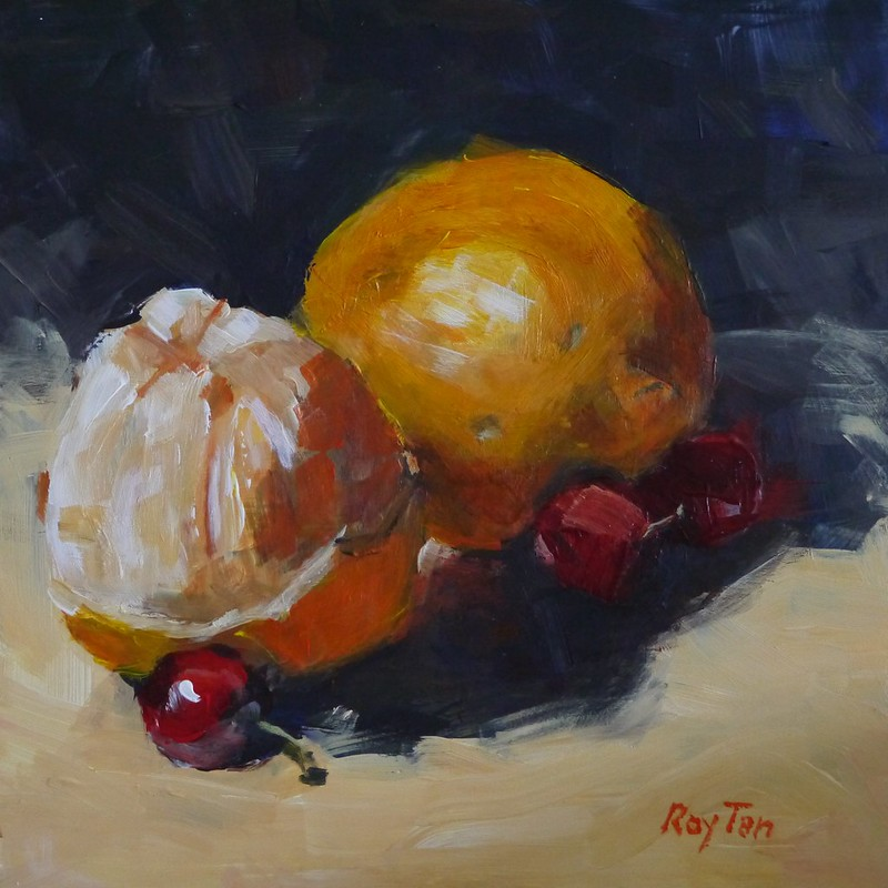 Oranges and Cherries