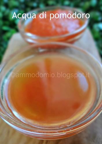 Acqua di pomodoro