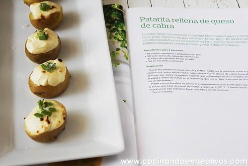 Patatitas rellenas de queso de cabra www.cocinandoentreolivos (8)