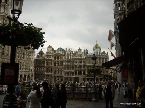 Chocolate Capital - Brussels In Pictures GRAND PLACE