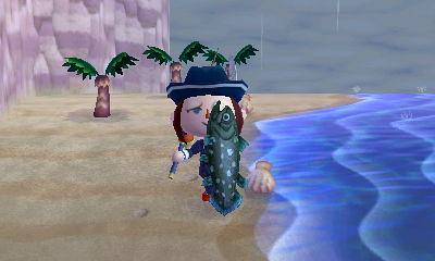 I Caught a Coelecanth!