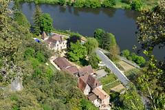 Le village de Vésac