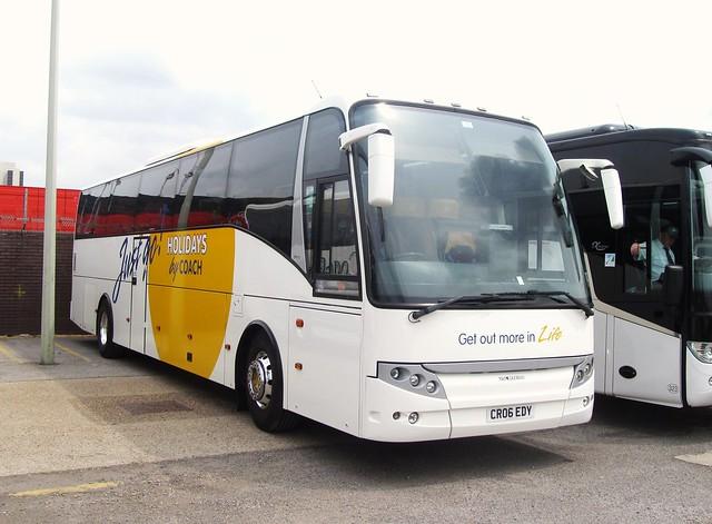 Rambler Coaches, Hastings CR06EDY