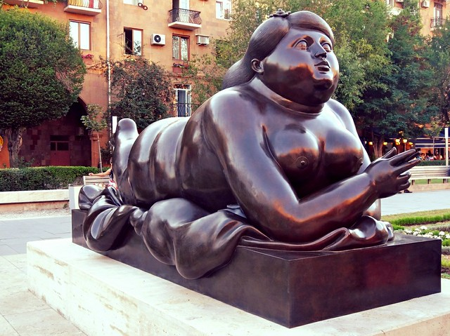 sculpture, Yerevan