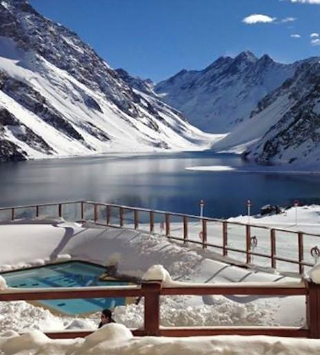 Ski Portillo, Chile/Facebook
