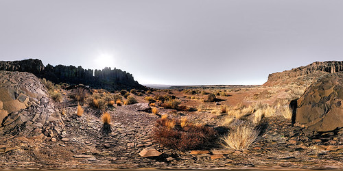 panorama cliff landscape desert pano feathers panoramic columbiariver wa canon5d washingtonstate stitched 360x180 basalt rattlesnakes ptgui equirectangular frenchmancoulee canon15mm nodalninja3 garretveley glaciallakemissoulafloods lakewanapum topazclarity glaciallakefloods glacialoutburstflood