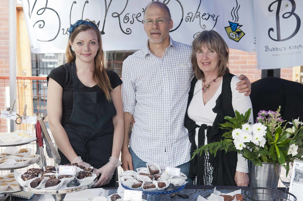 Bubby Roses Bakery Team