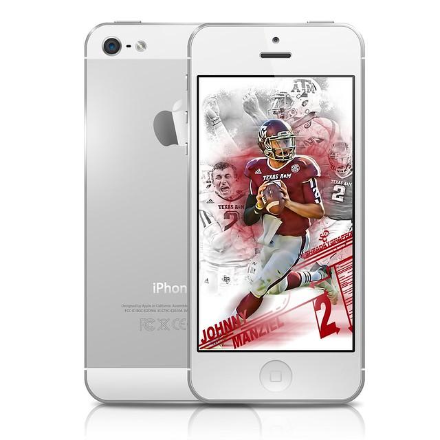 Johnny manziel wallpaper iphone