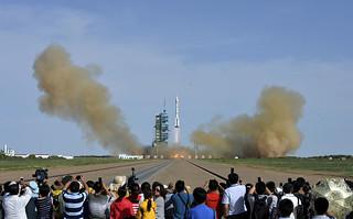 【焦点大图】中国的载人航天工程