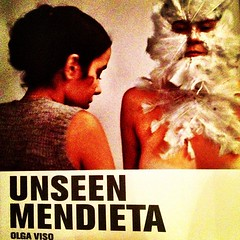 #anamendieta I can read books only if they are about #womenartists #havelotsofpictures are about #process Oh #naturebody what you doing to me?