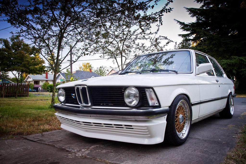 1983 BMW E21 320is