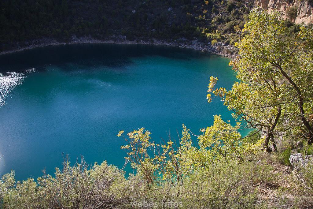 Laguna del Tejo , en Cañada del Hoyo