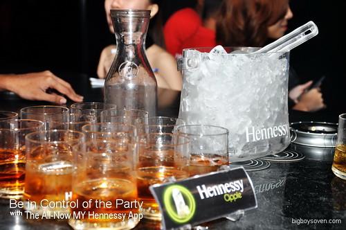 My Hennessy App 4