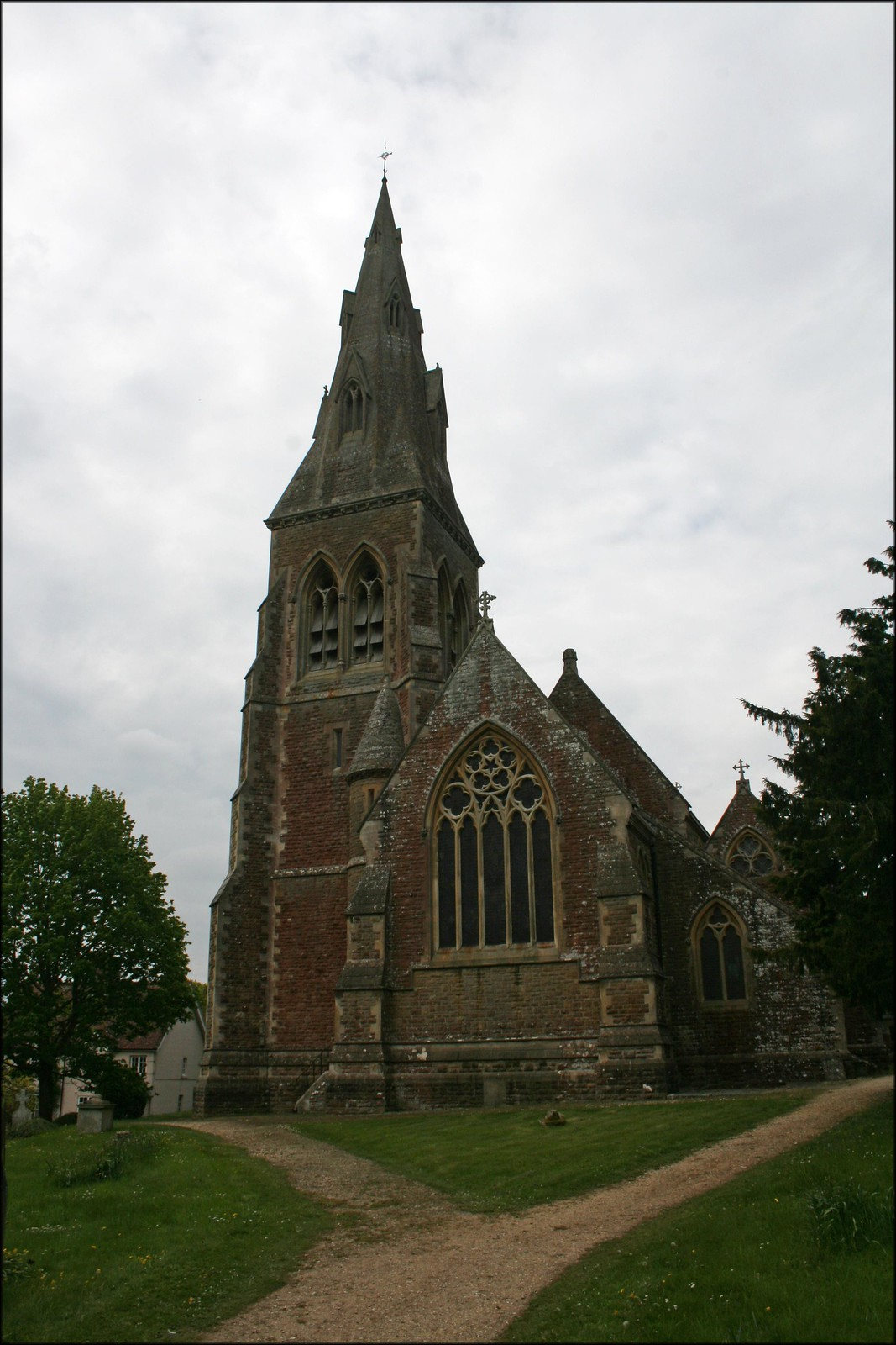 Mortimer church