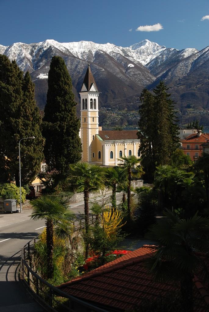 Primavera en Locarno. Autor, Basile23