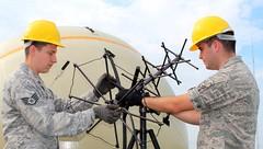 280th Combat Communications Squadron trains at Savannah CRTC