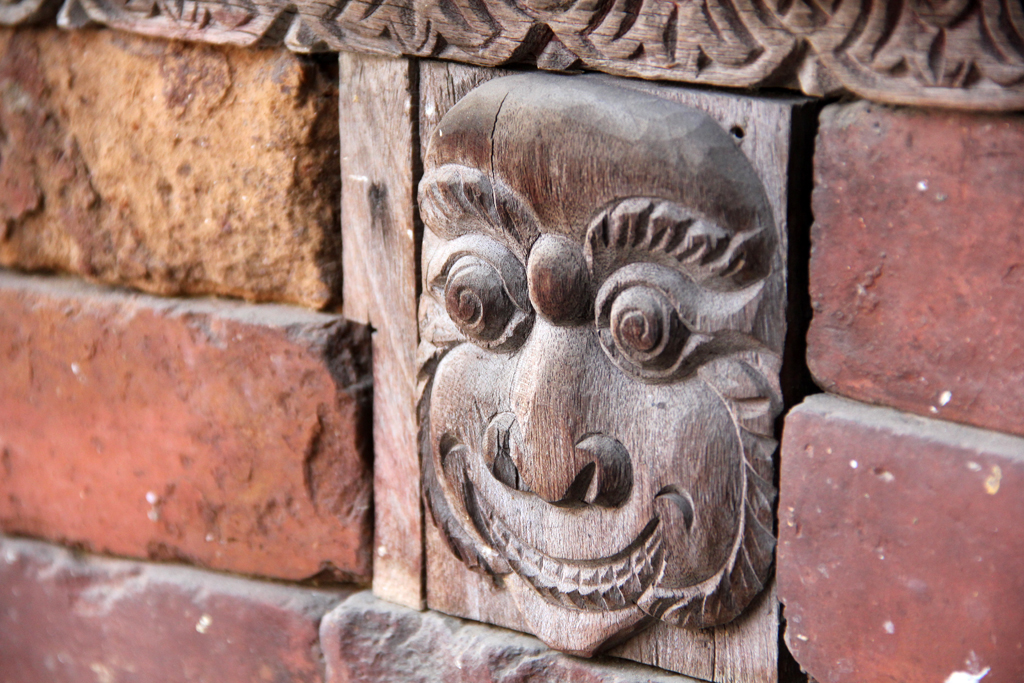 Details in Durbar Square