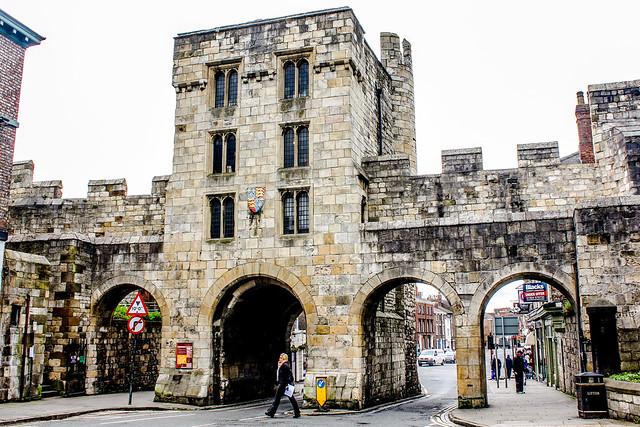 La Muralla de York