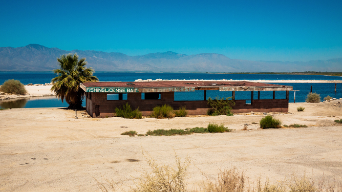 The Salton Sea California 3
