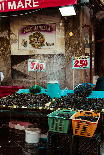 Naples markets #4 by Davide Restivo