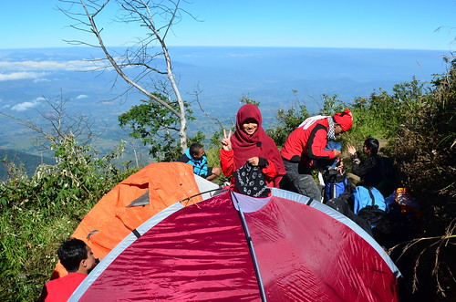 Tenda Pendakian Ciremai