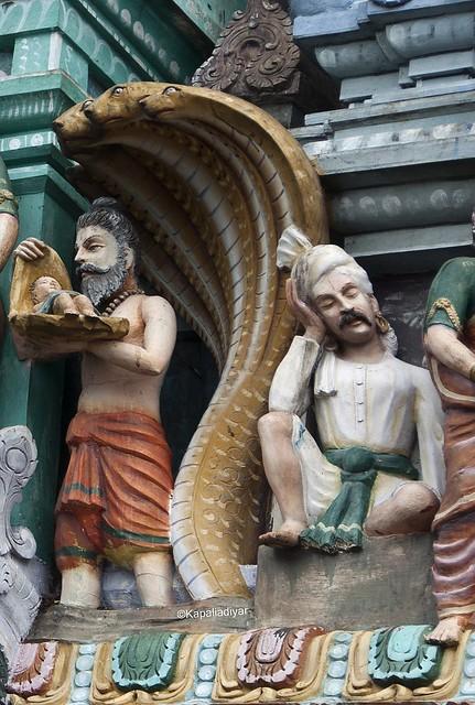 The Advent of Lord Krishna