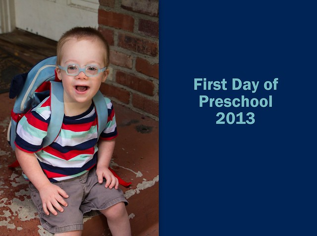 First Day of First Grade1