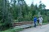 The Rapid River Bridge Walk . . .  by Dr. Farnsworth