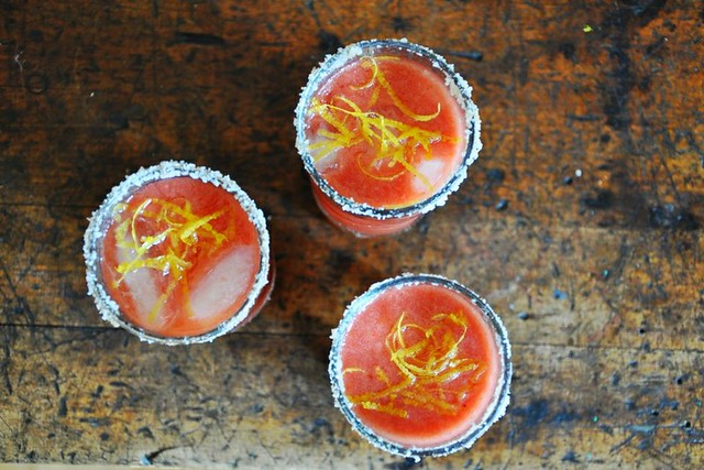 Charred Chile Bloody Maria