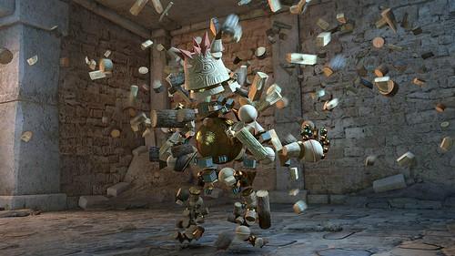 PlayStation 4 - Knack