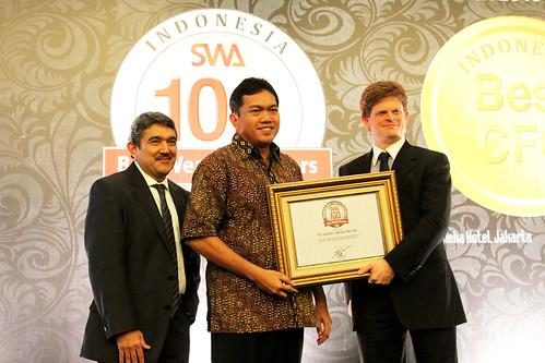 SWA 100: CEO & CFO Business Forum 2013