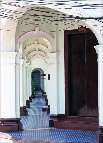 Phuket Town Arches