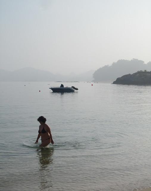 Mar para una