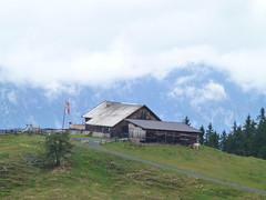 Die Rosskopf-Hütte