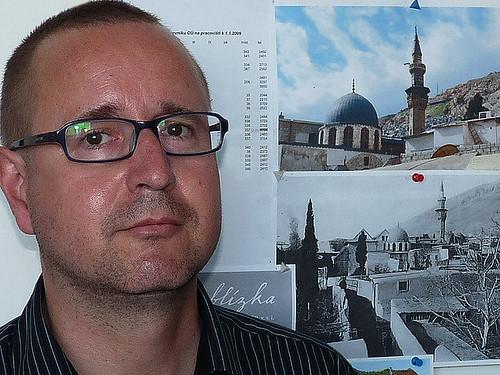 Bronislav Ostřanský: Díky lásce se askeze přerodila v súfismus