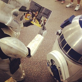 #swrd #starwarsreadsday #library