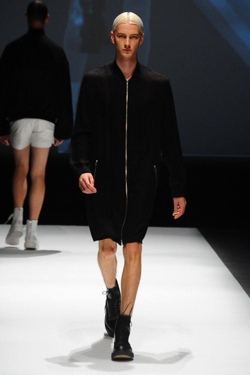SS14 Tokyo DRESSEDUNDRESSED018_Benjamin Jarvis(Fashion Press)