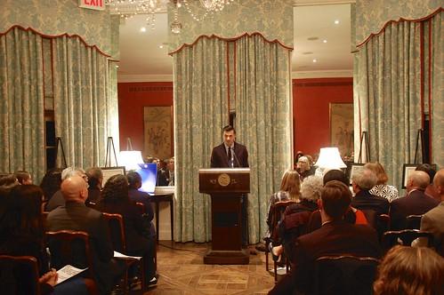 2013 New York Archives Week Awards Ceremony
