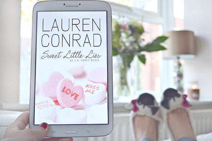 xlauren conrad - sweet little lies samsung galaxy tab 3