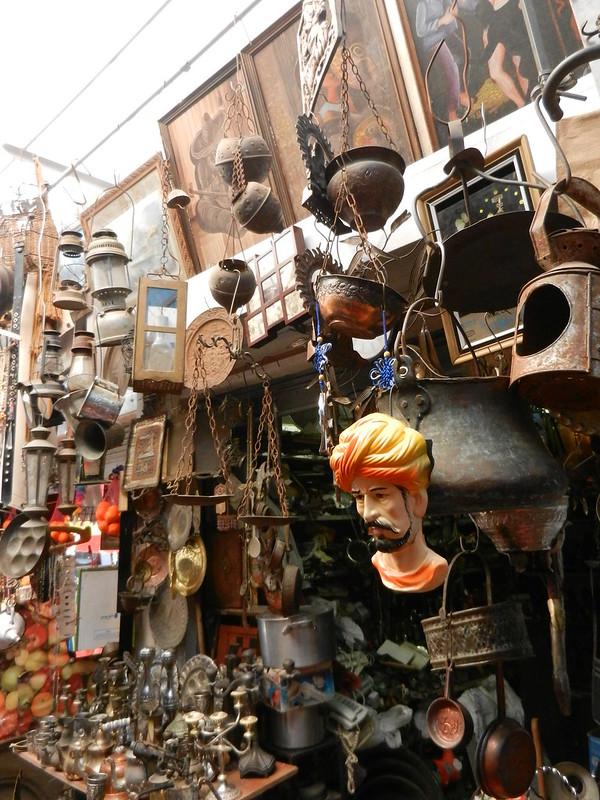 Блошинный рынок Яффо