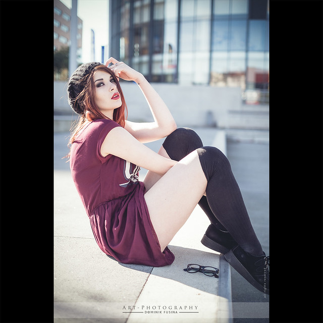 Chica Go ! | Fuji x-PRO1