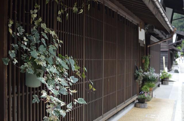 奈良井宿 (Narai-juku)